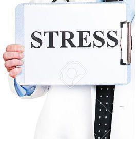 استرس-بیماری-قلب