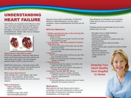بروشور آموزشی قلب