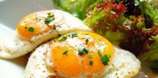 مصرف تخم مرغ