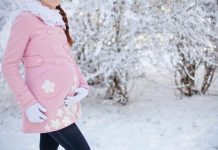 دیابت بارداری در زمستان