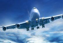 مسافرت با هواپیما