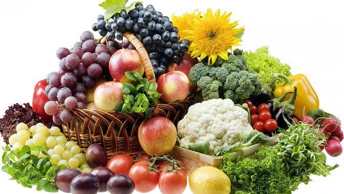 میوه-سبزیجات-تغذیه در بیماران قلبی