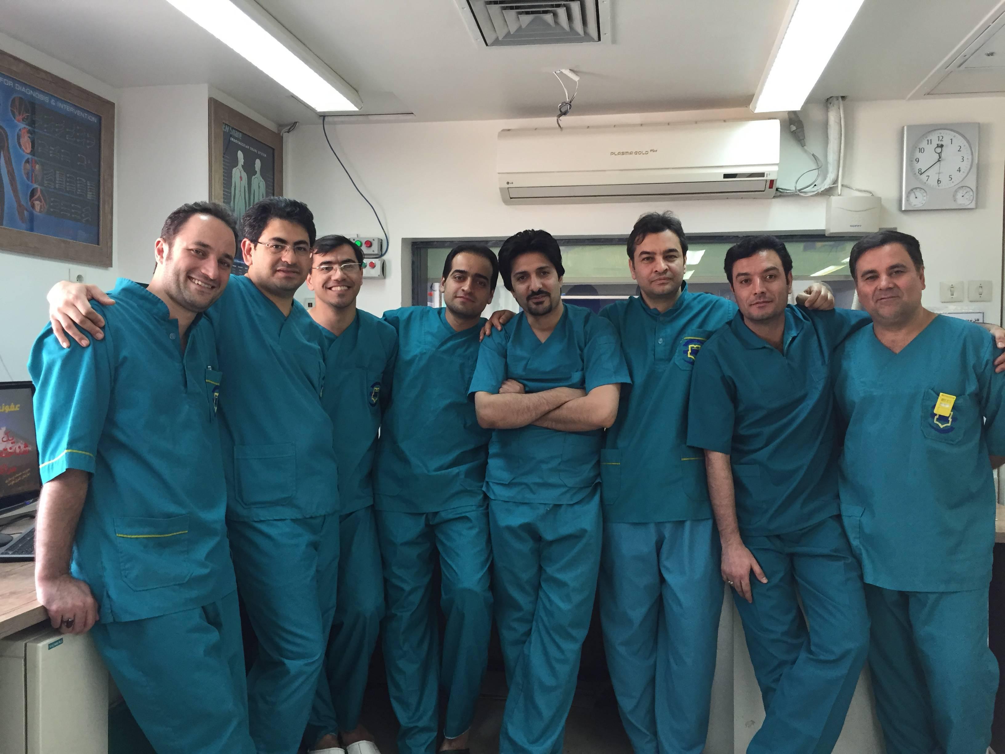 قلب و عروق تلگرام تصاویر دکتر نجفی متخصص قلب و عروق - دکتر محمد حسین نجفی