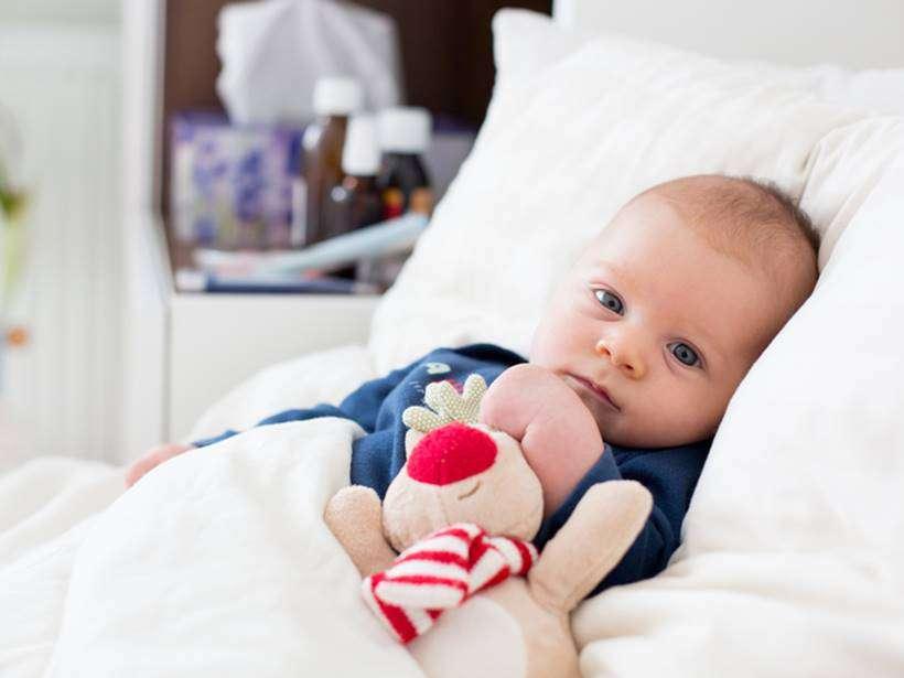 سوراخ قلب نوزاد asd