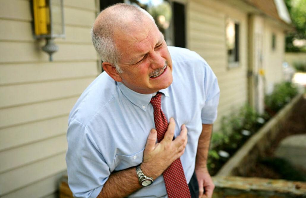 علائم گشادی دریچه قلب