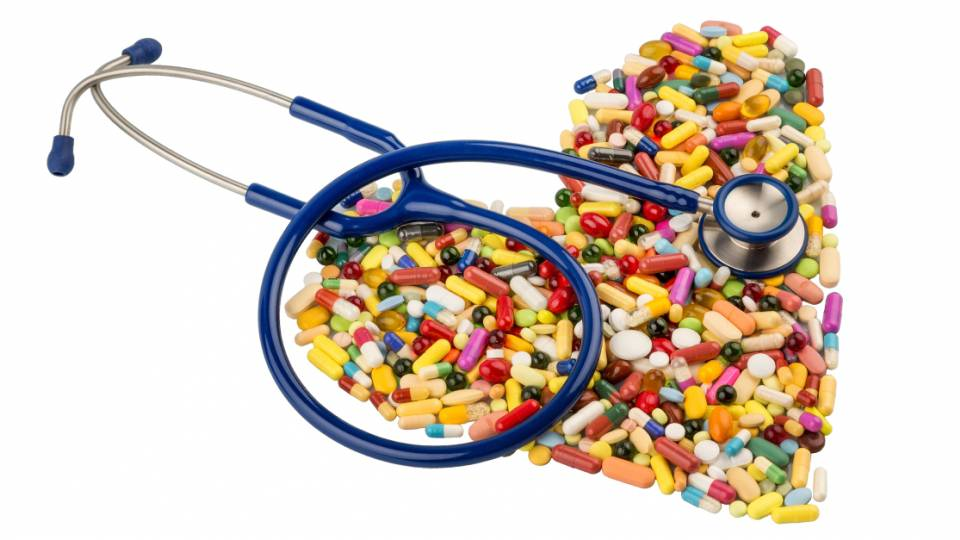 درمان دارویی افتادگی دریچه میترال