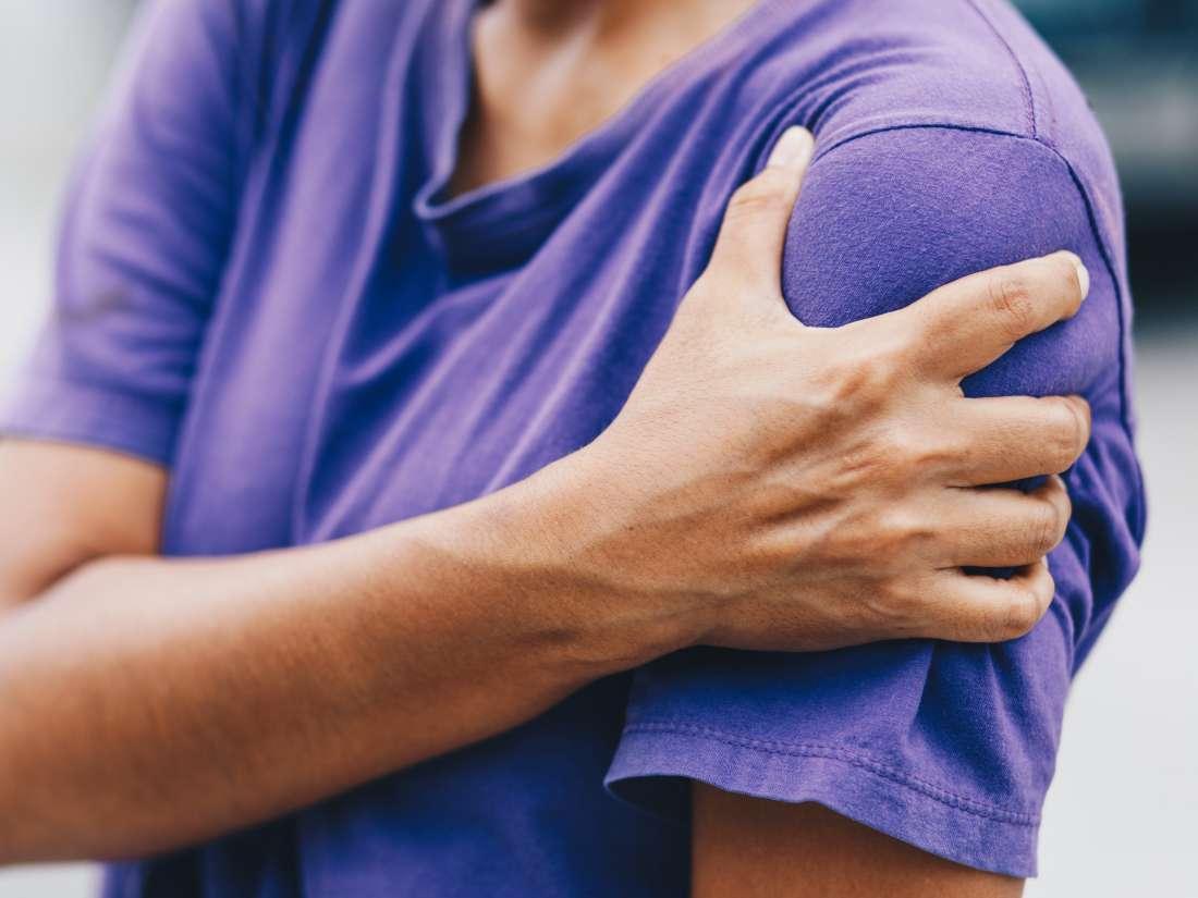 درد قفسه سینه و دست چپ