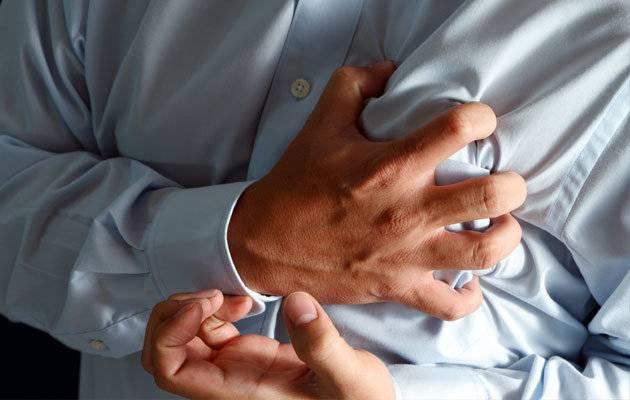 درد قفسه سینه چگونه است