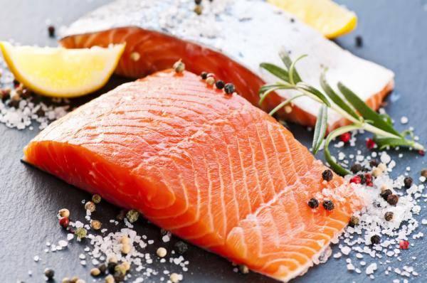 مصرف ماهی+سلامت قلب