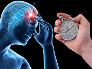 بروز سکته مغزی