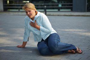 حمله قلبی در زنان