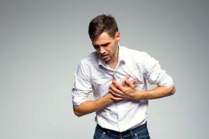 علت تیر کشیدن قلب