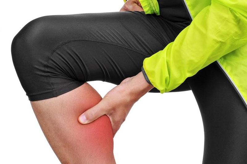 گرفتگی ماهیچه ساق پا