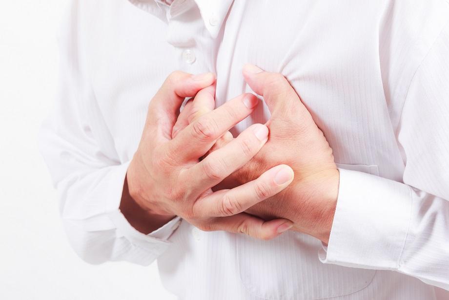 تیر کشیدن قلب و سوزش قلب