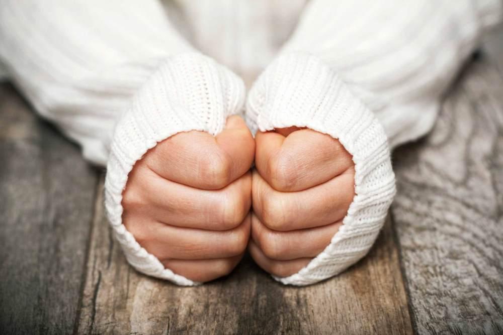رینود یا سردی دست و پا