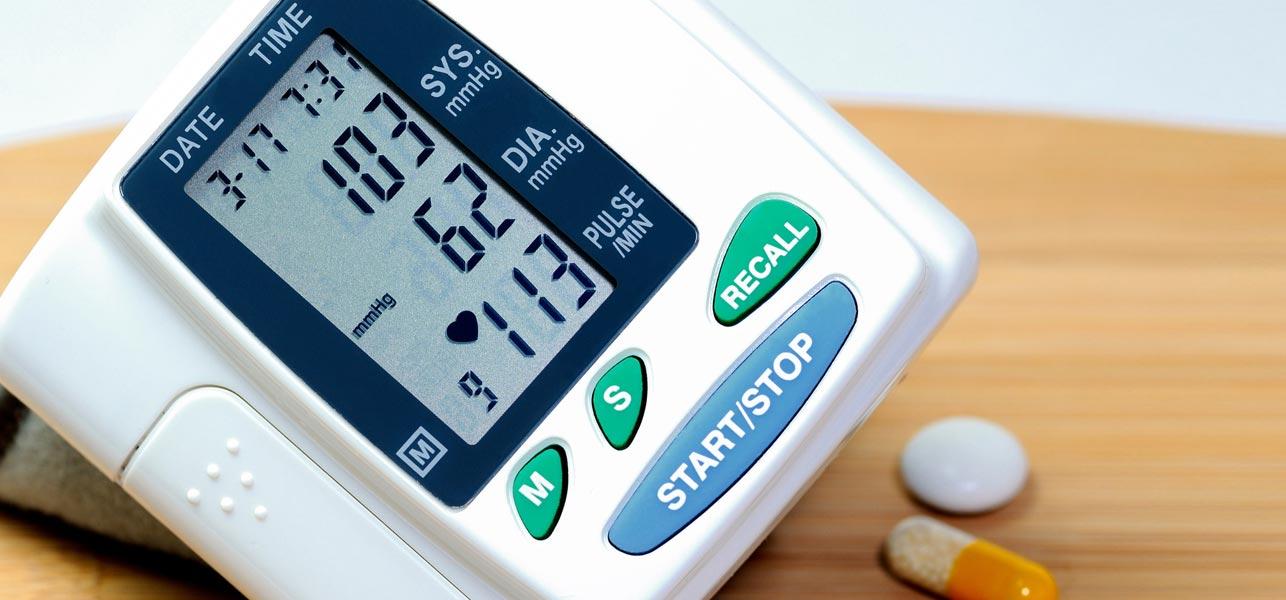 عدد فشار خون پایین