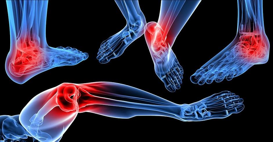 وقتی بدن آژیر خطر خود را بر روی پا نشان میدهد دکتر نجفی