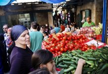 مصرف سبزیجات در ماه رمضان