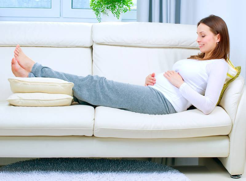 واریس در دوران بارداری
