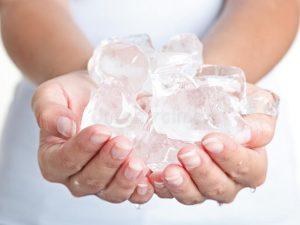 سردی انگشتان دست