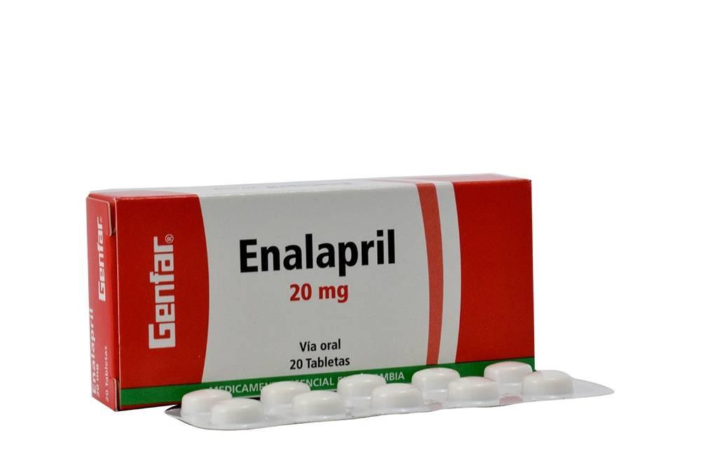 قرص فشار خون انالاپریل