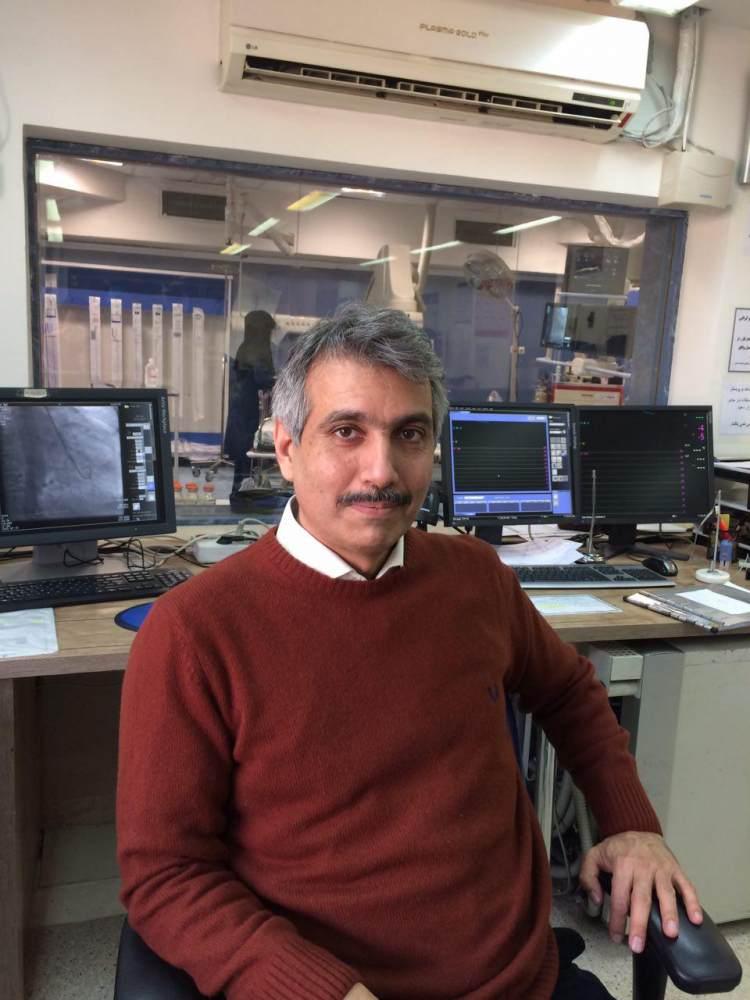 دکتر کامران حسین زاده جراح قلب