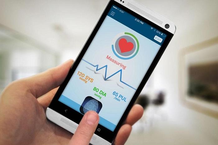 اپلیکیشن سلامت