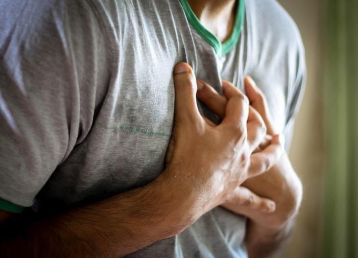 درد قفسه سینه هنگام تنفس