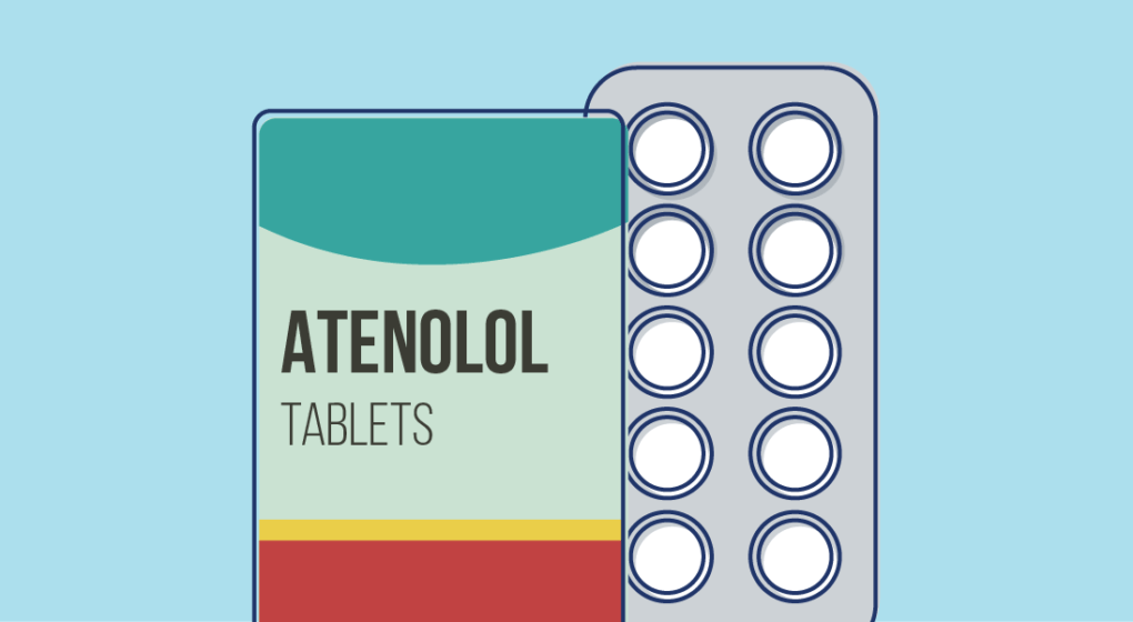 مصرف بیش از حد آتنولول
