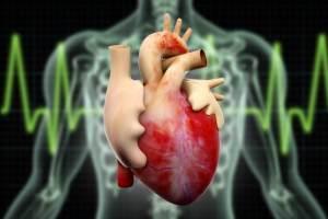 بزرگ شدن قلب یا کاردیومگالی