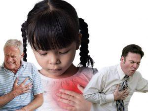 بیماری قلبی ارثی چگونه است؟