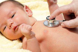 بیماری آترزی دریچه سه لتی قلب در نوزادان