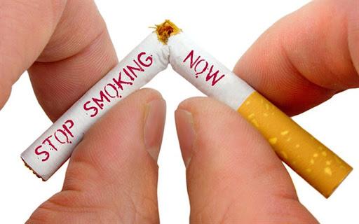 ترک سیگار برای دمان گرفتگی رگ قلب