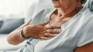 بیماری توده قلبی