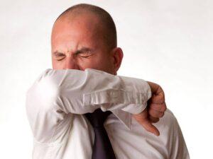 حساسیت ریه و سرفه