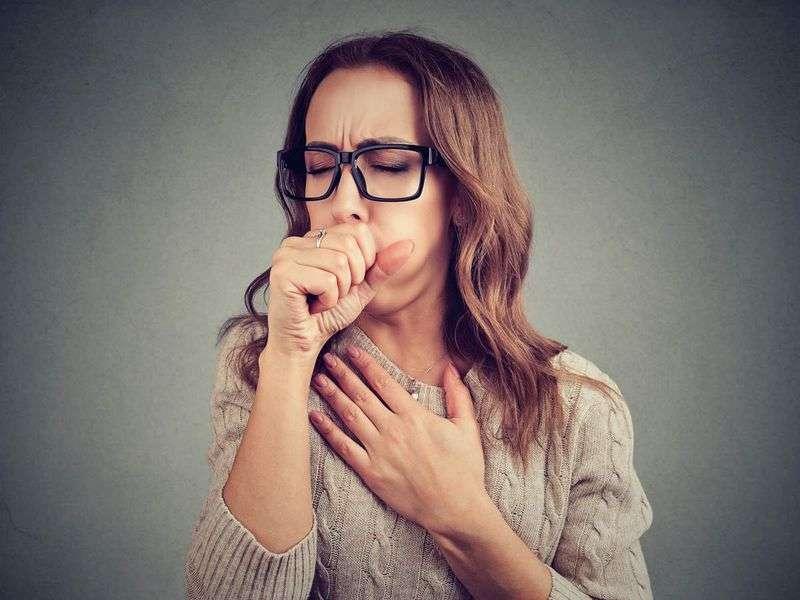 درمان حساسیت ریه و سرفه
