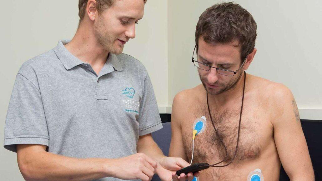 نتایج هولتر قلب