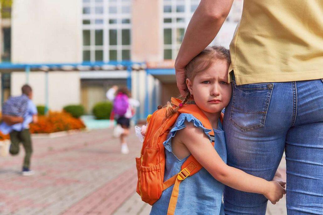 تشخیص اضطراب جدایی در کودکان