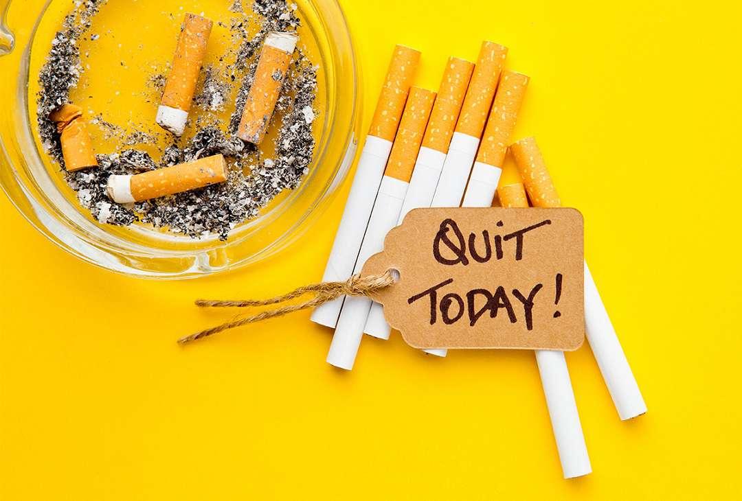 بهترین راه ترک سیگار