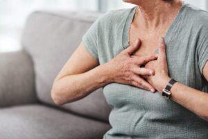درد قفسه سینه بعد از بهبودی کرونا