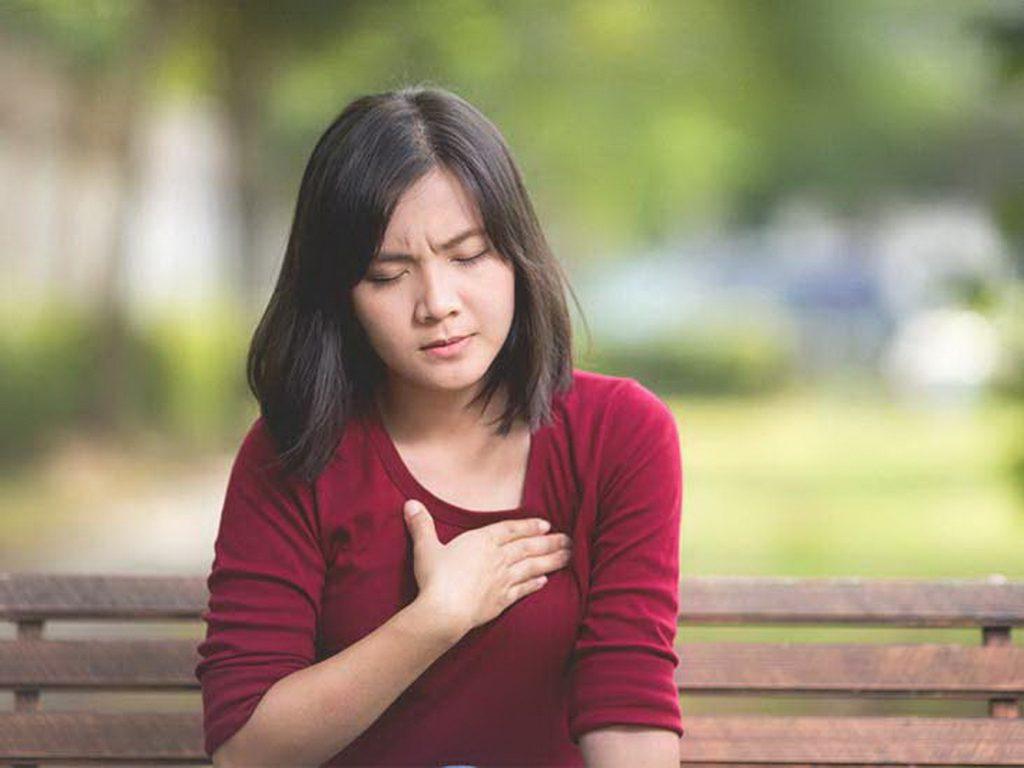 درد قفسه سینه و کرونا